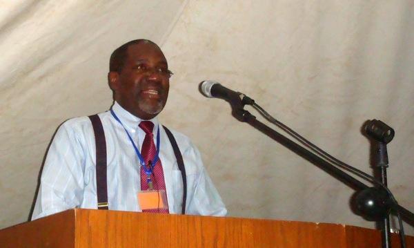Conrad Preaching