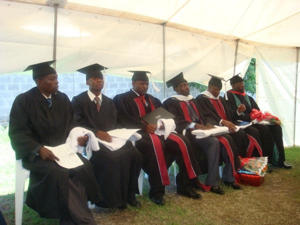 Graduates Listening