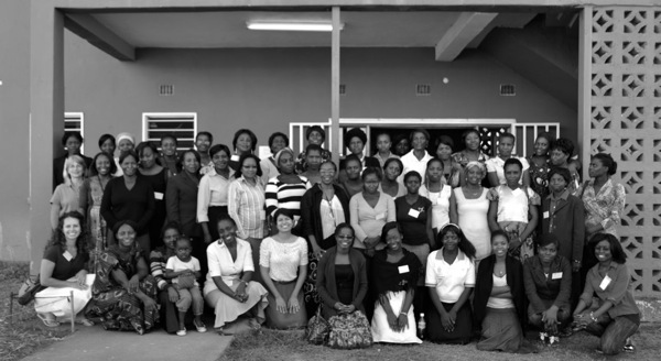 Ladies Group at LC2012