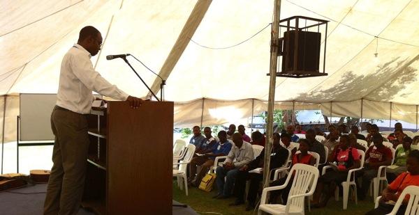 Sandala Opening Session