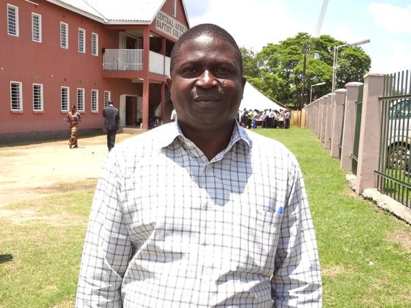 Chaplain Zimba