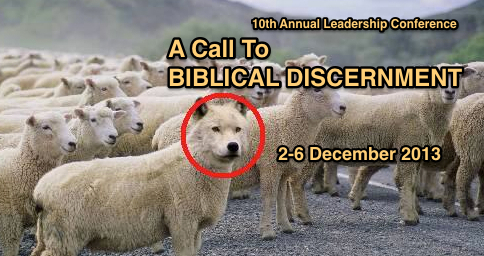 Call To Biblical Discernment