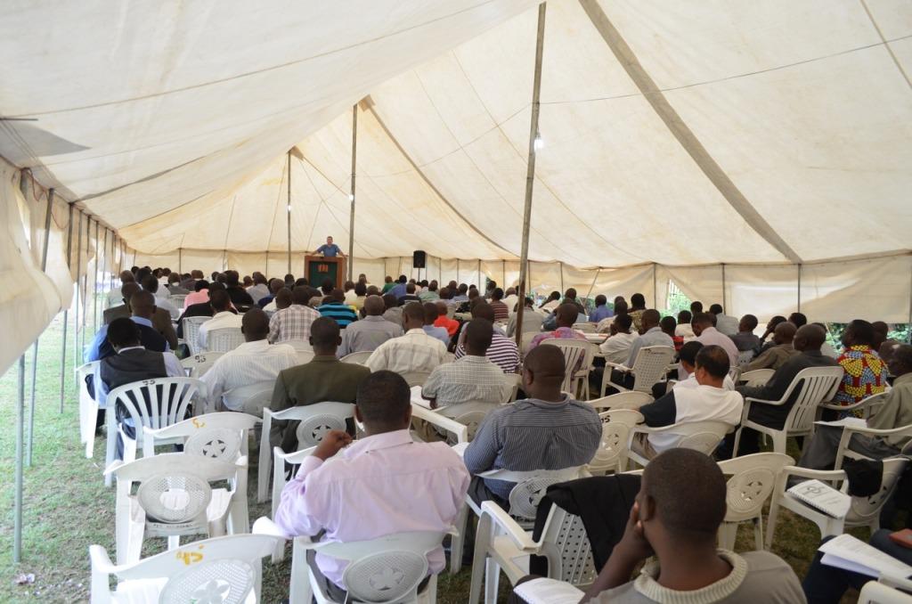 Pastors Class